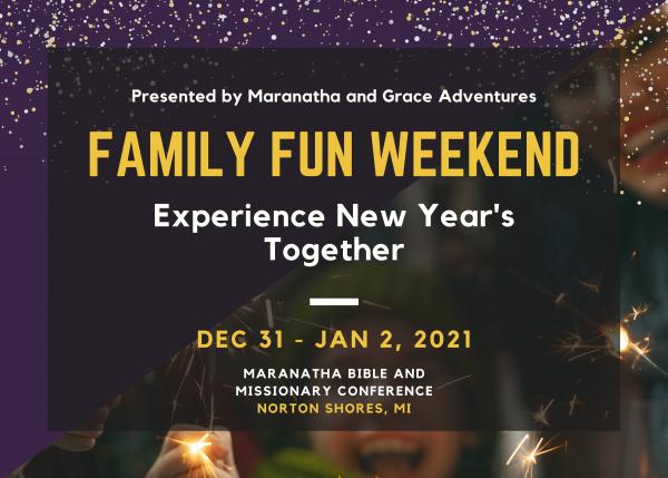 Maranatha Muskegon Mi Christmas Feast 2020 Home   Maranatha